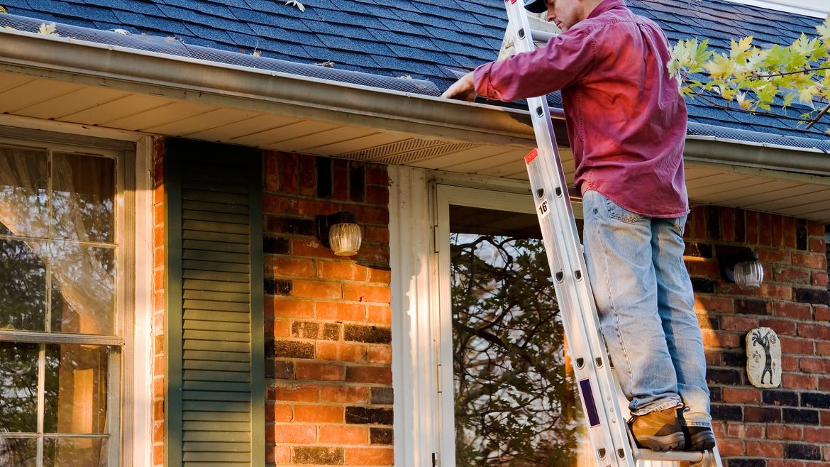 Image result for Protecting your House Gutters