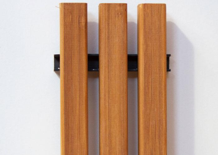 Finish for Bamboo Screens